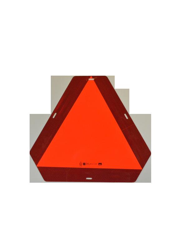 Trikotnik počasna vozila