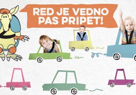 Si želite z otroki ogledati lutkovno predstavo Pasavček v prometu?