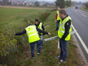 Praktični primeri inšpekcijskega pregleda varnosti cest na terenu