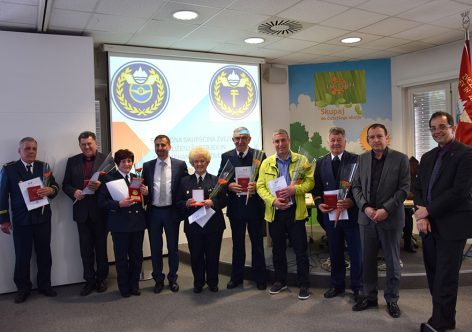 Direktor Agencije za varnost prometa na skupščini Zveze ZŠAM Slovenije