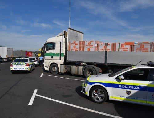 AVP za večjo varnost voznikov tovornih vozil in avtobusov