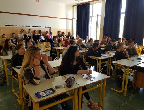AVP osveščala mlade z delavnicami Vozimo pametno v Novi Gorici