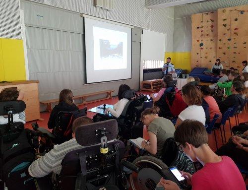 AVP z delavnicami Vozimo pametno na Srednji šoli CIRIUS Kamnik