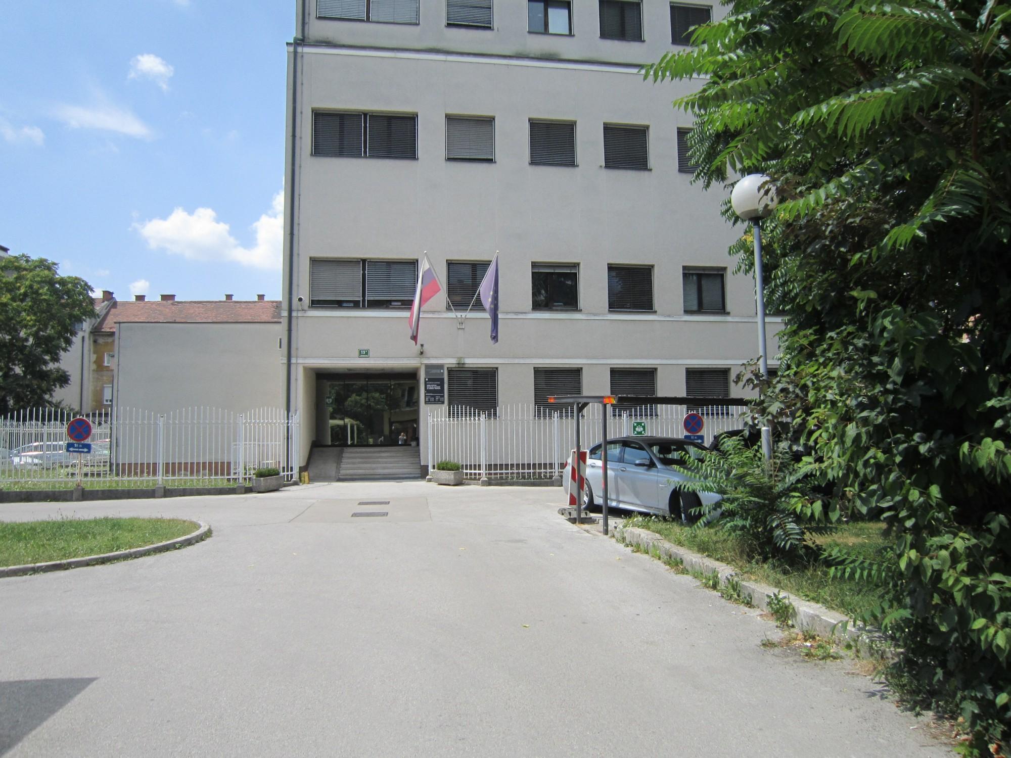 AVP - Kotnikova 19A, 1000 Ljubljana