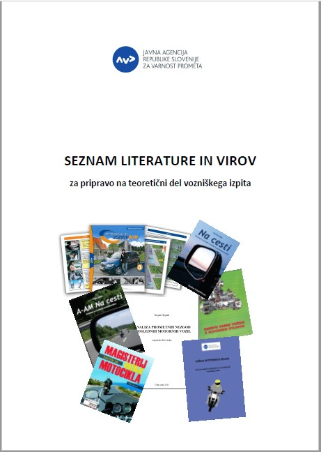 Seznam literature in virov