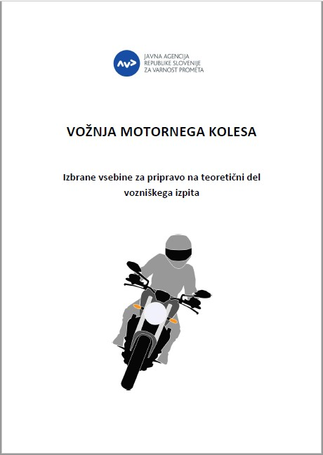 Vožnja motornega kolesa - Tehnika vožnje motornega kolesa