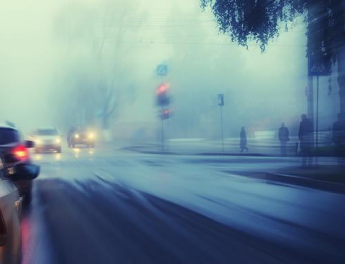 Vožnje v zimskih razmerah ne gre podcenjevati