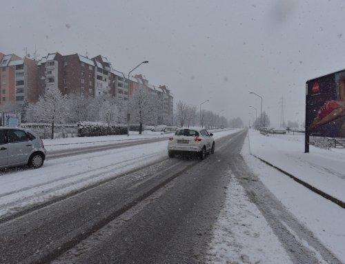 Vozniki in zimske razmere – rešite kratek test CPP