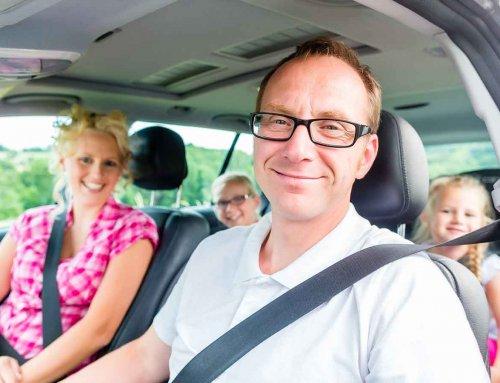 S strpno in previdno vožnjo v praznične dni