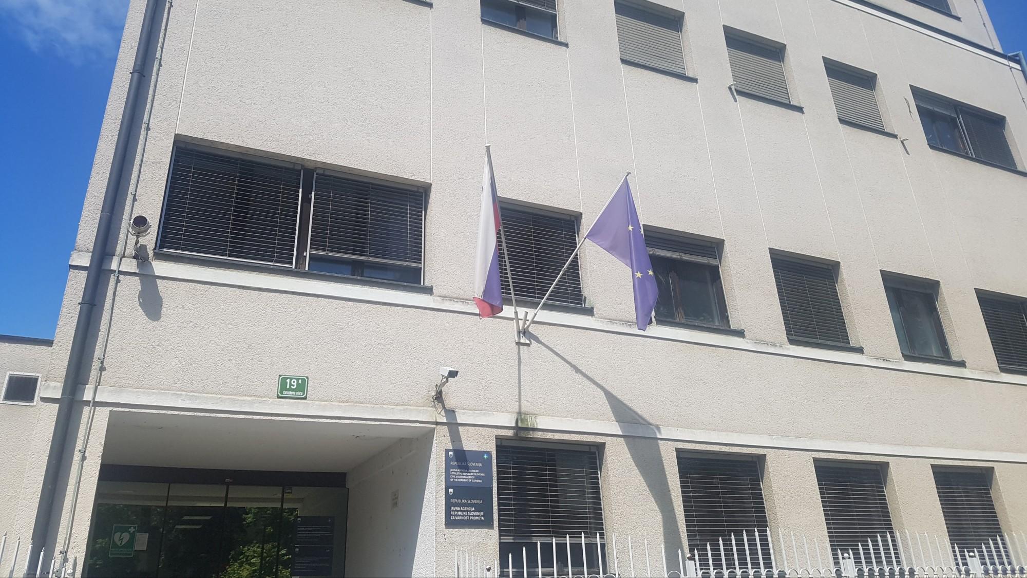 Odziv Javne agencije Republike Slovenije za varnost prometa