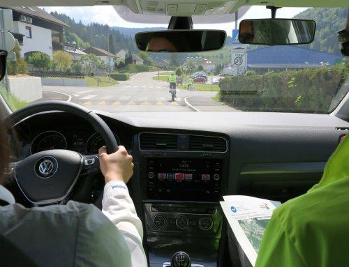 Ponovno razpisani termini za opravljanje teoretičnega in praktičnega dela vozniškega izpita