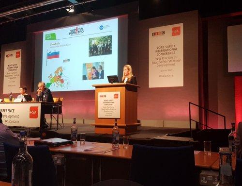 V Dublinu zaključena mednarodna konferenca o prometni varnosti