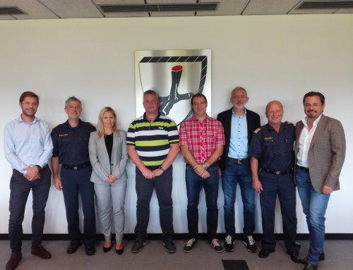 Mednarodni sestanek za večjo varnost motoristov