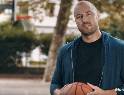 Agencija za varnost prometa s košarkarskimi legendami za večjo prometno varnost