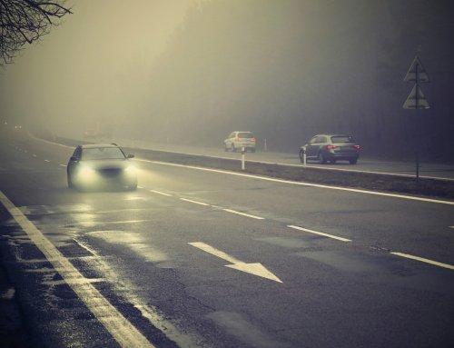 Agencija za varnost prometa izdala brošuro »Nasveti za zimsko vožnjo«