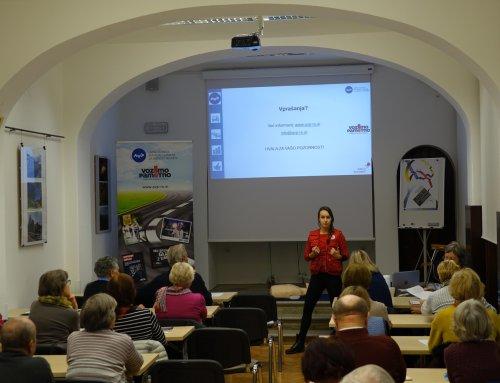 Sožitje v Braslovčah, Lučah, Ljubljani in Zagorju