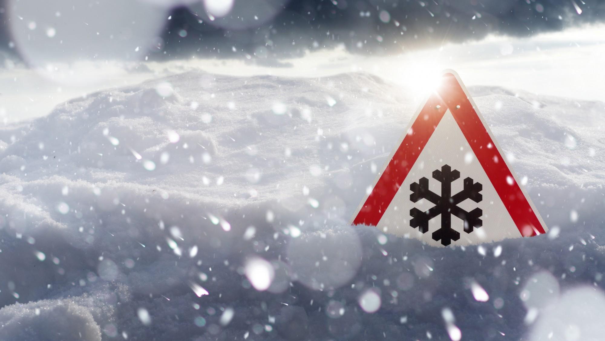 Zimske razmere