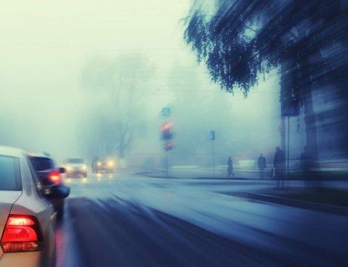 Na neodložljivo pot s previdno vožnjo