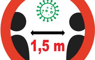 Skupni poziv Agencije za varnost prometa in Policije: ukrepi za zajezitev širjenja SARS-CoV-2