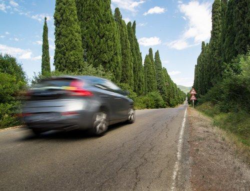Začenja se nacionalna preventivna akcija z opozorili: hitrost je norost!