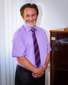 Jože Hribar - v.d. direktorja AVP