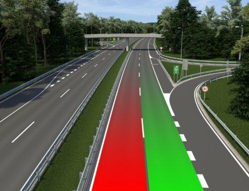 Vozi desno, prehitevaj levo!