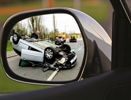 Višja hitrost vožnje, večja verjetnost za nastanek prometne nesreče