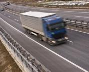 Prepoved prehitevanja za tovorna vozila od 15. januarja 2021
