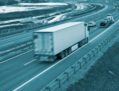 Na avtocesti A1 s 15. januarjem za tovorna vozila nad 7,5 ton prepoved prehitevanja