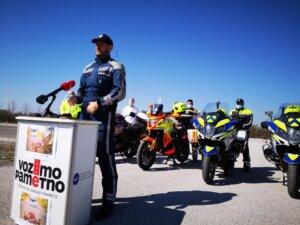 Mitja Sušnik, Postaja prometne policije Ljubljana