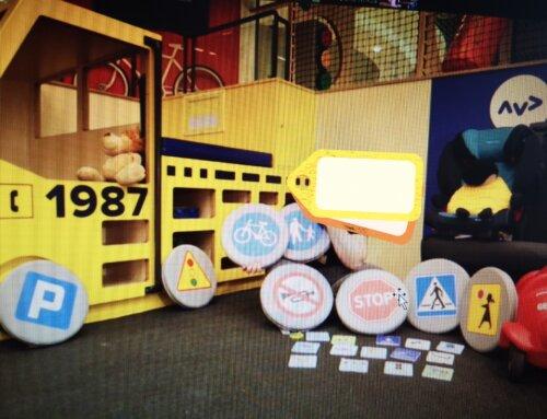 Interaktivne spletne delavnice o varnosti v prometu (Pasavček) v sodelovanju z Minicity