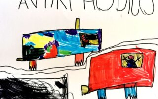 Pasavček-otroška dela -naslovna